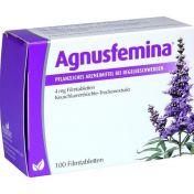 Agnusfemina 4mg Filmtabletten