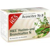 H&S Husten- und Bronchialtee N