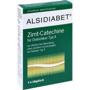 ALSIDIABET Zimt-Catechine f.Diab.TypII 1xtaegl.