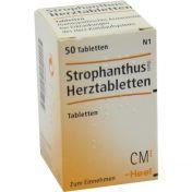 Strophanthus comp.-Herztabletten