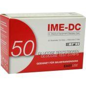 IME-DC Blutzuckerteststreifen günstig im Preisvergleich