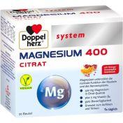 Doppelherz Magnesium 400 Citrat system