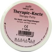 Therapie Knete Soft Hellrosa