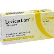LECICARBON K CO2 Laxans
