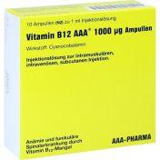 Vitamin B12 AAA 1000ug