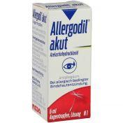 Allergodil akut Augentropfen günstig im Preisvergleich