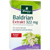 KNEIPP Baldrian Extrakt extra stark günstig im Preisvergleich
