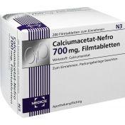Calciumacetat-Nefro 700mg