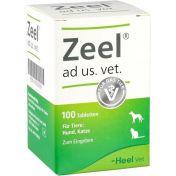 Zeel ad us. Tabletten vet. für Tiere