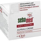 sebamed Anti-Ageing Aufbau-Creme Q10 Tiegel