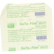GoTa-FILM steril 10cmx6cm
