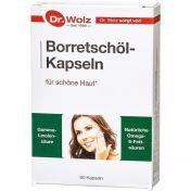 Borretschöl Kapseln Dr.Wolz