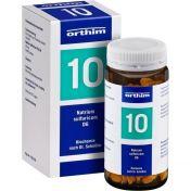 Biochemie Orthim NR10 Natrium sulfuricum D 6