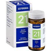 Biochemie Orthim NR21 Zincum chloratum D12