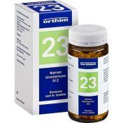 Biochemie Orthim NR23 Natrium bicarbonicum D12