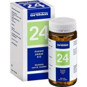 Biochemie Orthim NR24 Arsenum jodatum D12