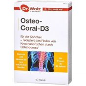 Osteo-Coral-D3 Dr. Wolz