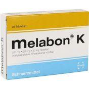 MELABON K