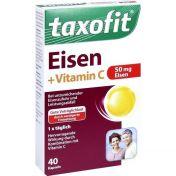 TAXOFIT EISEN + VITAMIN C