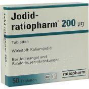 Jodid-ratiopharm 200 ug