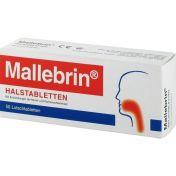 Mallebrin Halstabletten