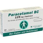 Paracetamol BC 125mg