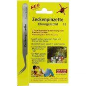 Zeckenpinzette-Chirurgenstahl
