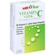 Vitamin C + Zink Depot Kapseln