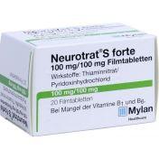 NEUROTRAT S FORTE