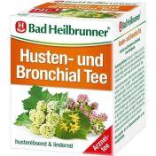 BAD HEILBRUNNER HUSTEN UND BRONCHIAL TEE N