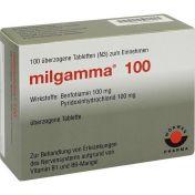 MILGAMMA 100MG