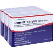 Ocuvite complete 12mg Lutein