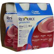 Resource Protein Drink Waldbeeren