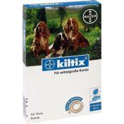 kiltix - Halsband für mittelgroße Hunde