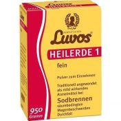 Luvos HEILERDE 1 fein Pulver günstig im Preisvergleich