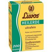 Luvos HEILERDE ultrafein Pulver