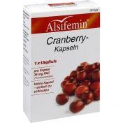 Cranberry 36 mg PAC Alsifemin