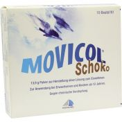 Movicol Schoko