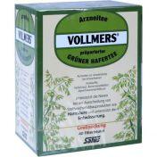Vollmers präparierter Grüner Hafertee
