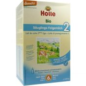 Holle Bio-Säuglings-Folgemilch 2