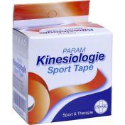 Kinesiologie Sport Tape 5cm x 5m Rot
