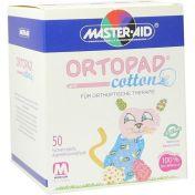 Ortopad Cotton girls medium Okklusionspflaster