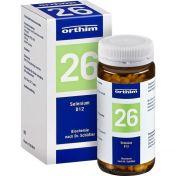 Biochemie Orthim NR26 Selenium D12