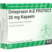 Omeprazol AbZ Protect 20mg magensaftresist Hartkap