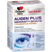 Doppelherz Augen plus Sehkraft+Schutz System