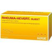 Rheuma-Hevert injekt