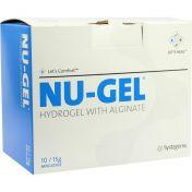 Nu-Gel Hydrogel med Alginat günstig im Preisvergleich