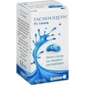 Tacholiquin 1% - Lösung günstig im Preisvergleich
