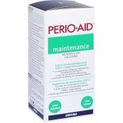 PERIO-AID maintenance Mundspülung