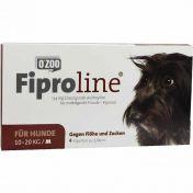 Fiproline 134mg für mittelgroße Hunde Lösung vet.